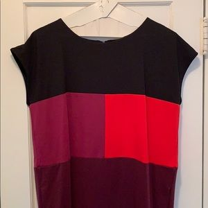 Narciso Rodriguez for Kohl's Color Block Dress
